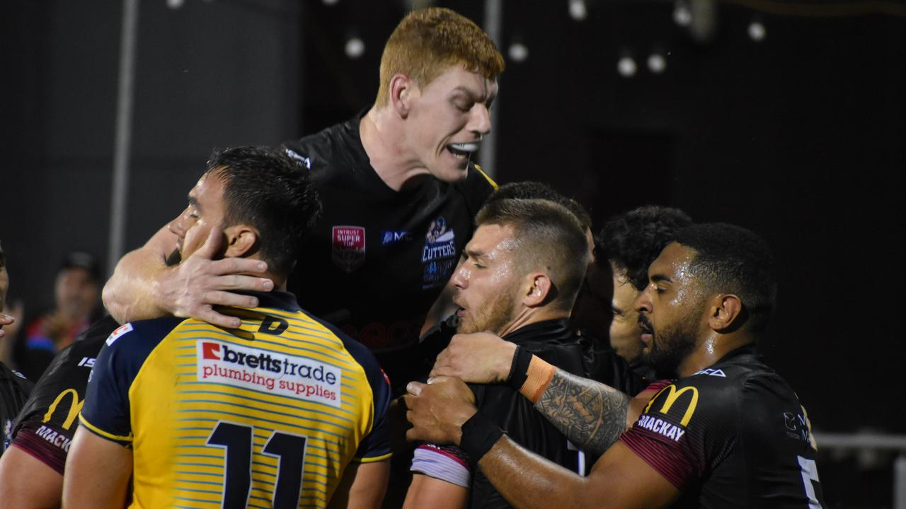 The Mackay Cutters united in the face of adversity in a bid to come back just as strong for 2021.