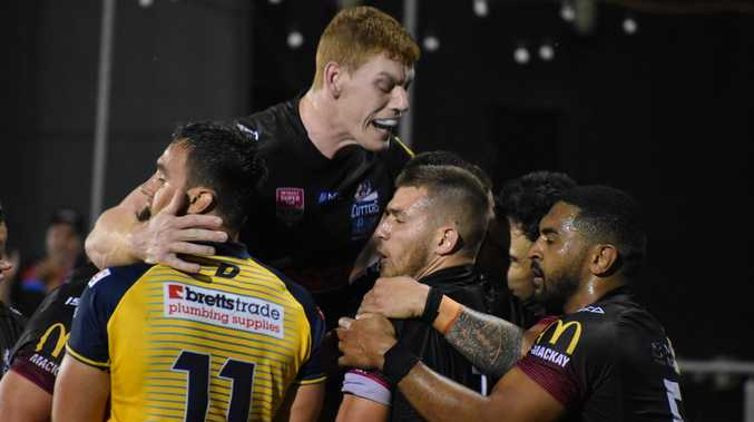 Mackay Cutters 'masters of their own destiny'