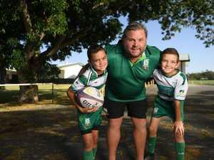 Ipswich Ranger Rugby Union Club president Rohan