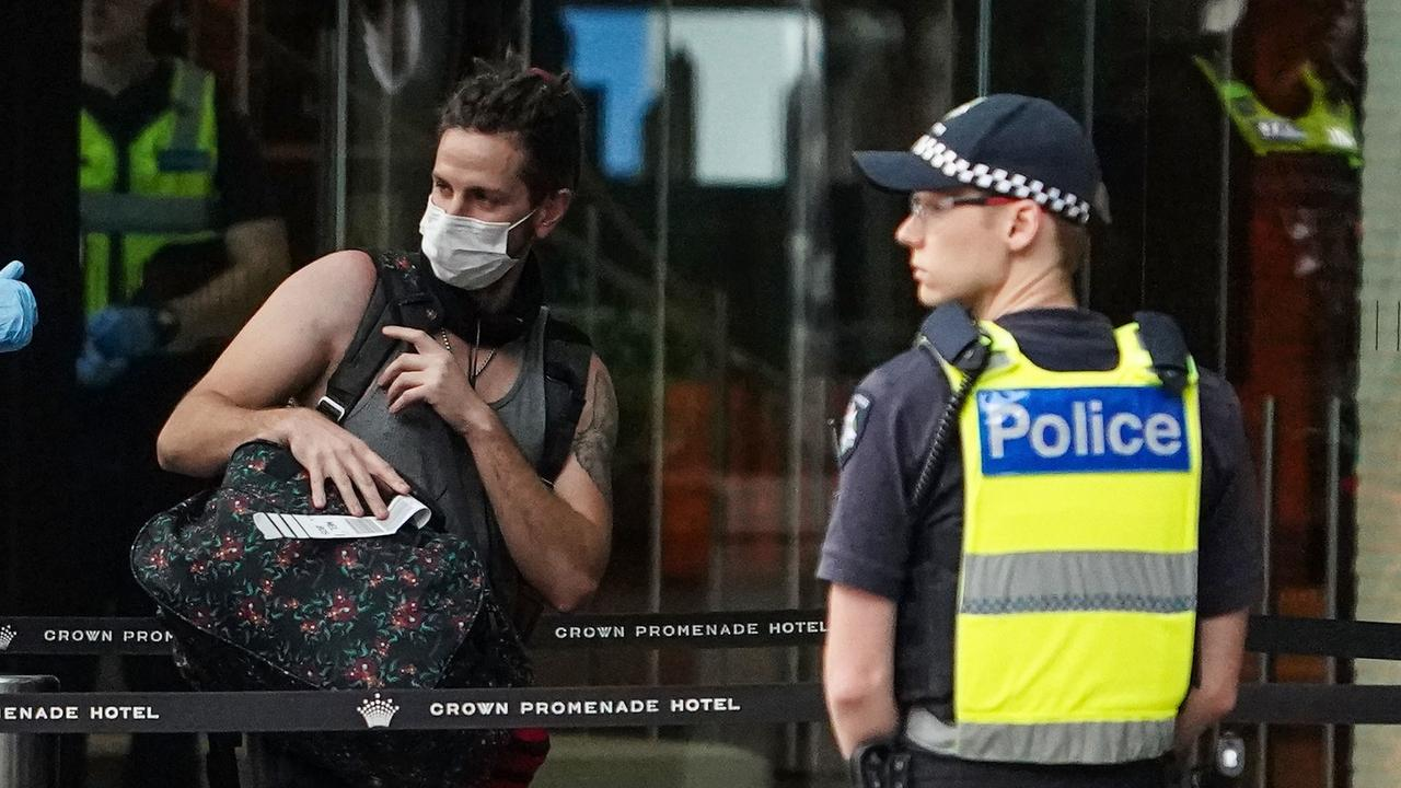 There are five things we can do to stop coronavirus and get fit, young Australians back to work, writes Andrew Bolt. Picture: AAP