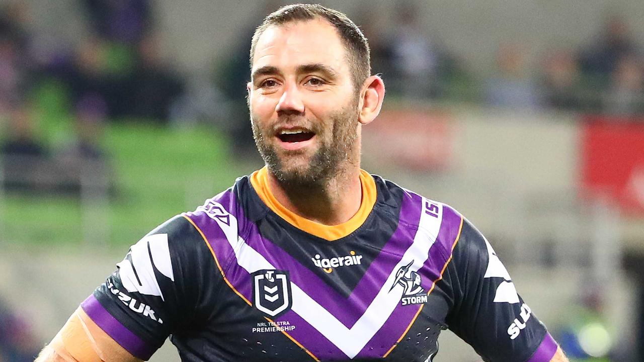 Cameron Smith was criticised by Shane Richardson. Picture: Scott Barbour/Getty Images