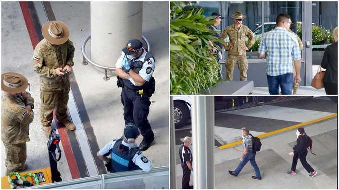 Brisbane hotels where arrivals are quarantined