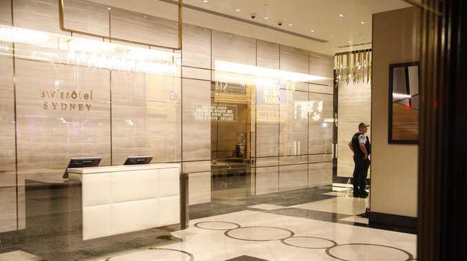 Quarantined Aussies slam hotel conditions