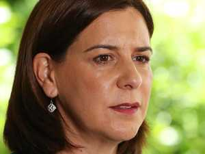 Deb Frecklington vows to fight on as leader