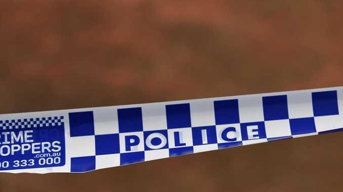 Shots fired, cops rammed, man cornered in highway siege