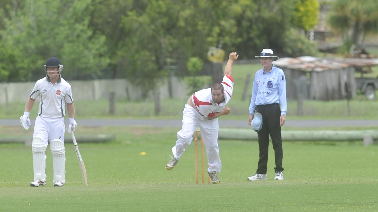 South Services pace bowler Adrian Boyd claimed three wickets in their loss to Easts/Westlawn in their round 11 clash of the GDSC Premier League competition on January 25, 2020.