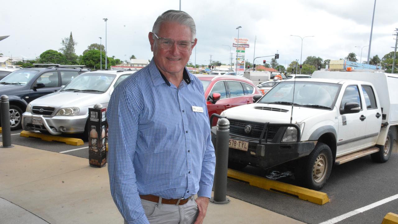 Division 10's incumbent Councillor John Learmonth. Picture: Chris Burns.