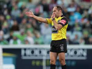 Revealed: NRL eyes return of one referee