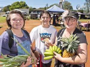 Farmers markets go on with extra care