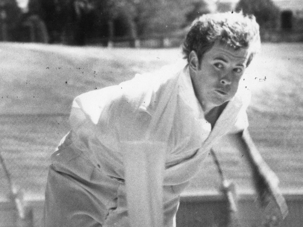 Kerry O'Keeffe claimed 55 wickets for Australia