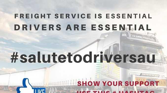 QTA salutes our truckies