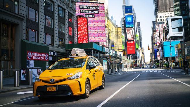 New York's grim death count