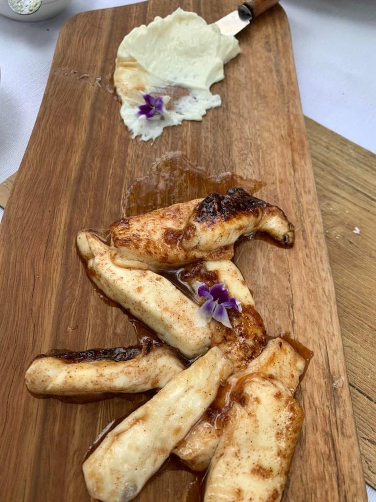 Visitors to Awassi Cheesery in Grantham can try cinnamon halloumi. Picture: Ashleigh Howarth