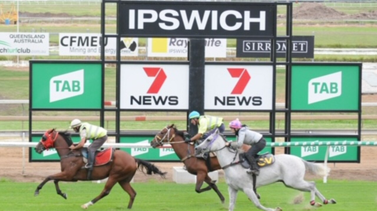 Racing is set to return in Ipswich on April 13 after a successful trial on the resurfaced grass track.