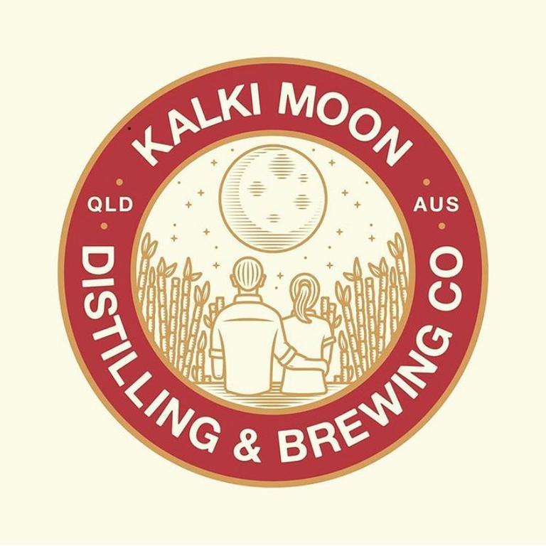 Kalki Moon's new design for its merchandise designed by Chris Costa.