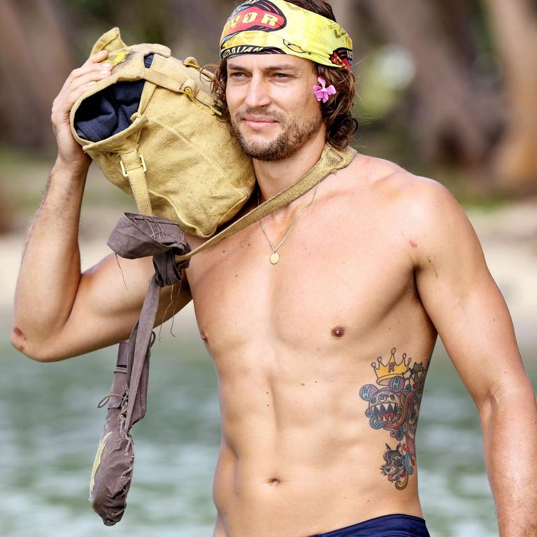 Survivor star David is now $500k richer.