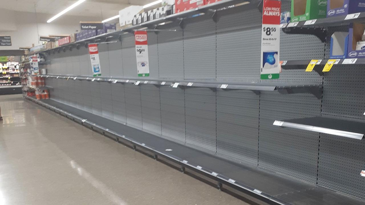 Supermarkets have been forced to introduce limitations after it was proved people couldn't behave themselves. Picture: supplied