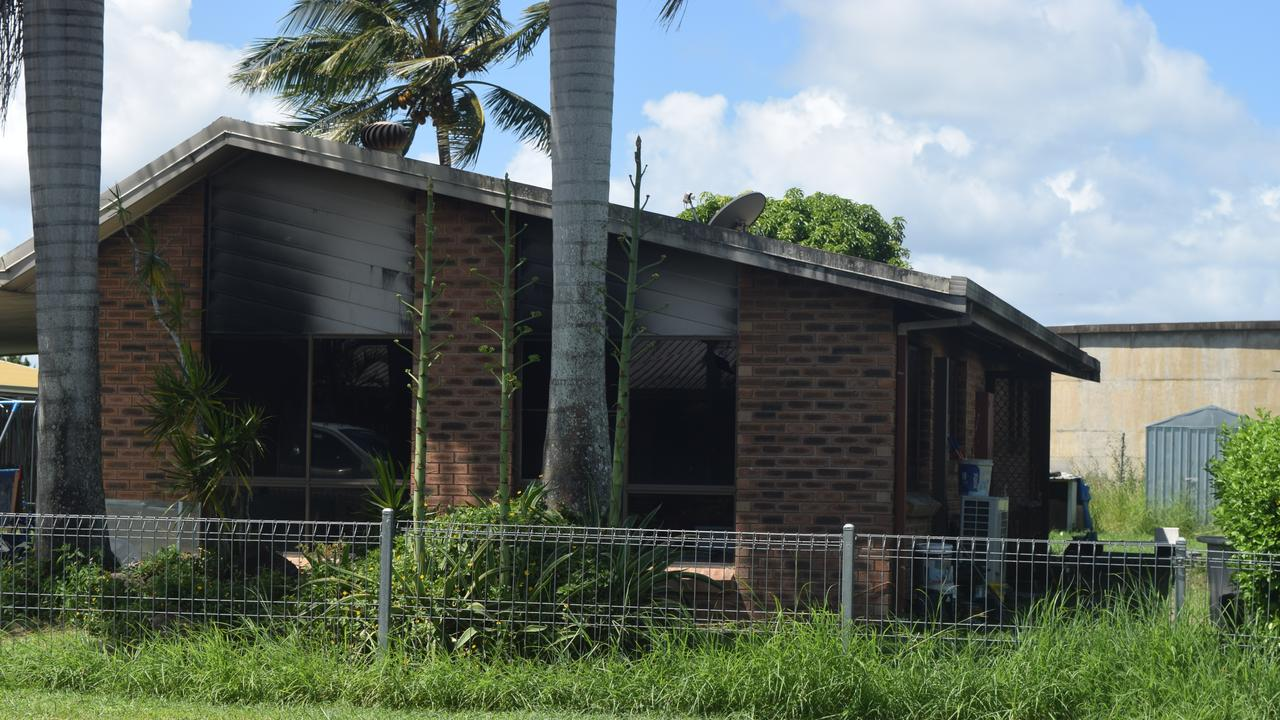 A woman and two children were transported to Proserpine Hospital in a stable condition following a house fire on Lurline Dve in Proserpine.
