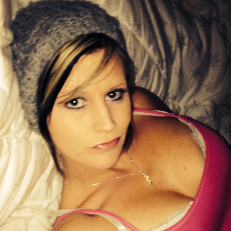 Batemans Bay looter Kylie Pobjie.