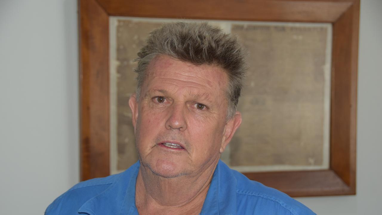 Rockhampton businessman Dominic Doblo.