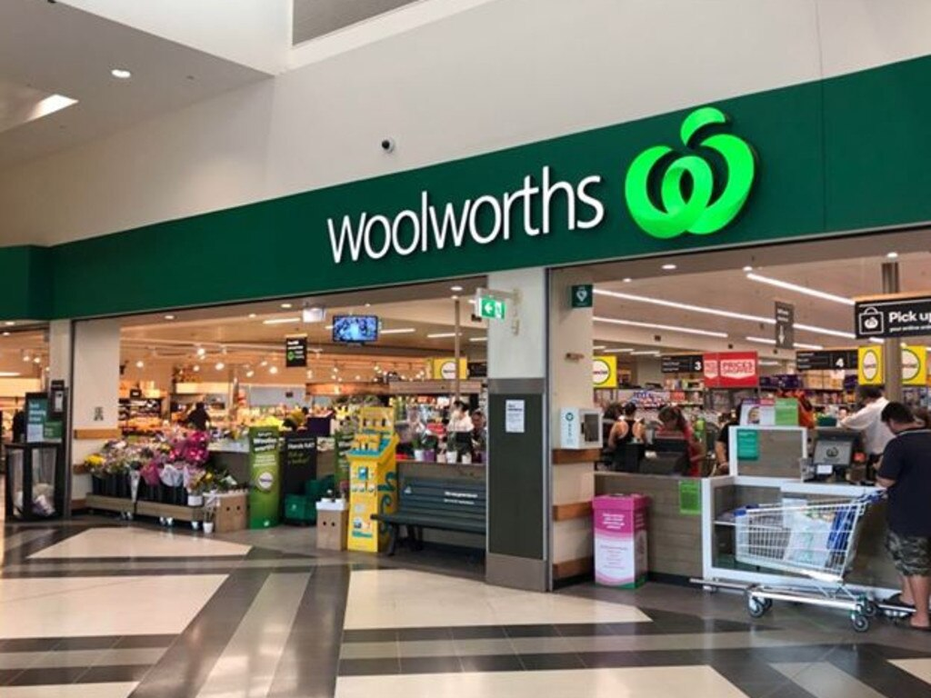 Woolworths is scaling its online delivery capacity by partnering with Australia Post and DHL for the boxes.