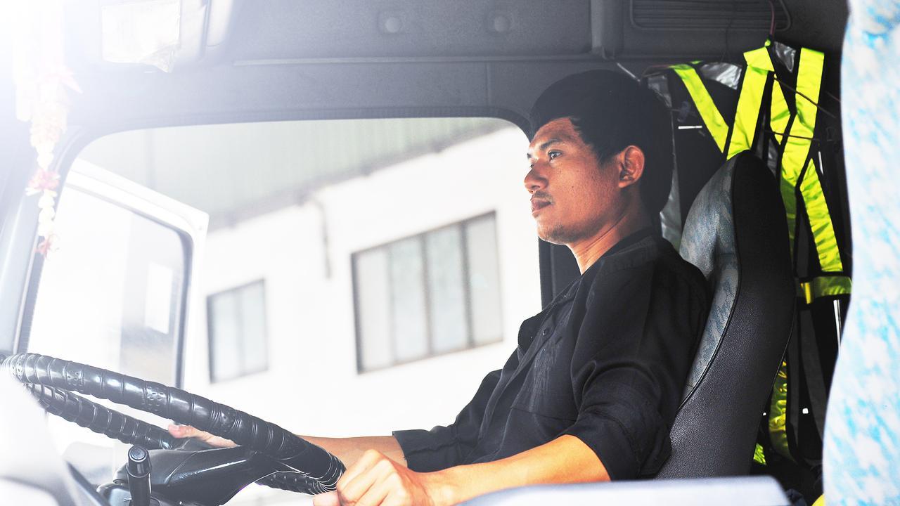 Teletrac Navman talk attracting the next generation of truck drivers to the Australian workforce.