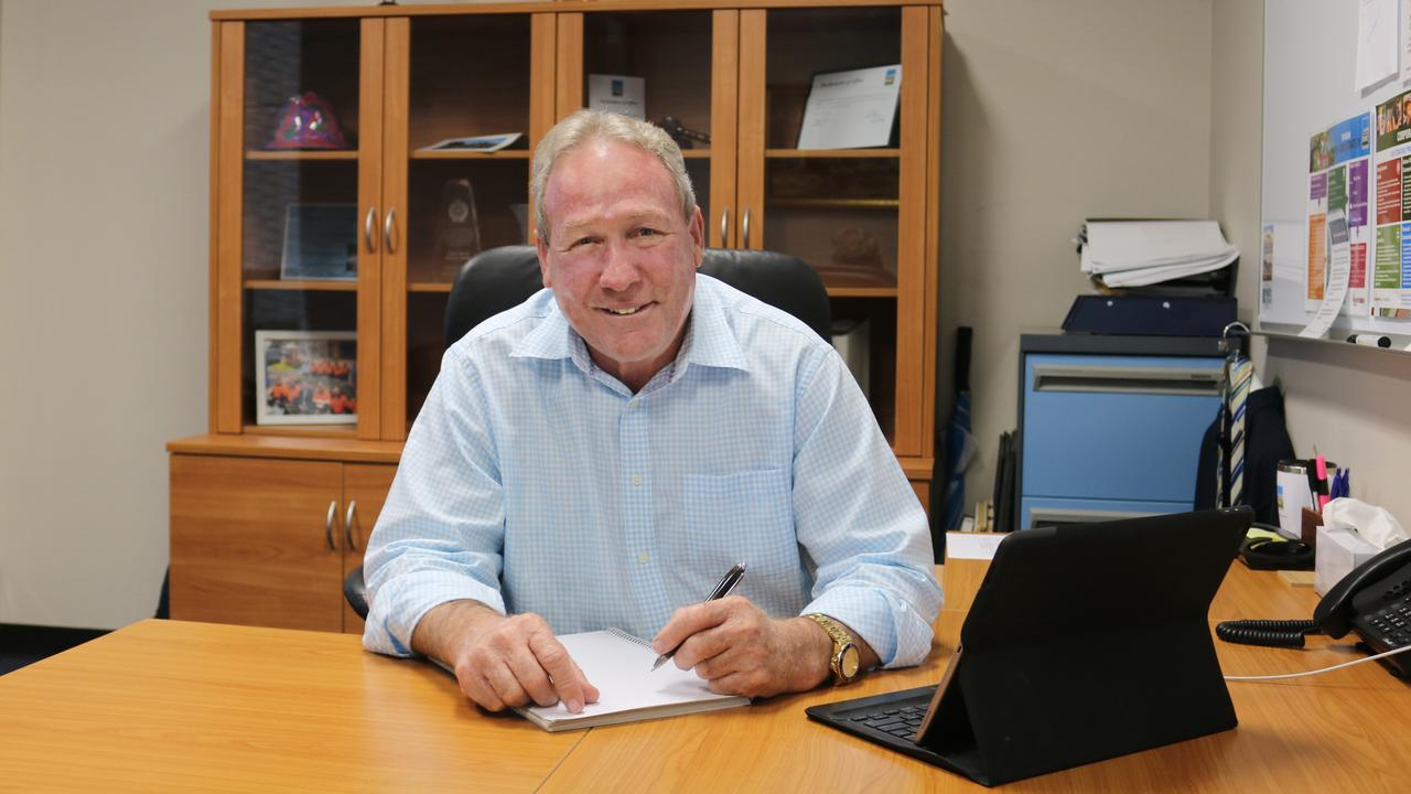 WINNER: Cr Paul McVeigh has been elected into a second term as mayor at the Western Downs Regional Council.