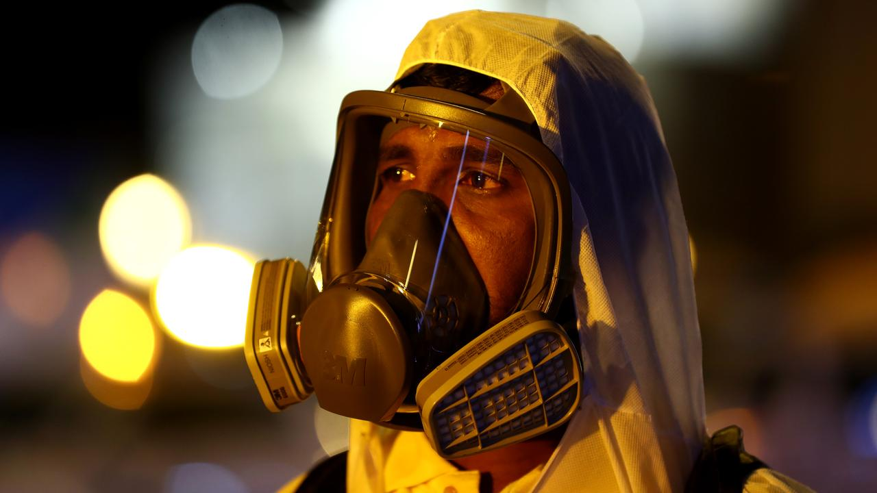 The coronavirus pandemic has devastated the global economy. Picture: Francois Nel/Getty Images