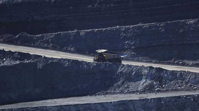 Miner seriously injured at site, flown to hospital