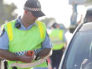 Terrible traffic history lands ex-serviceman with huge fine