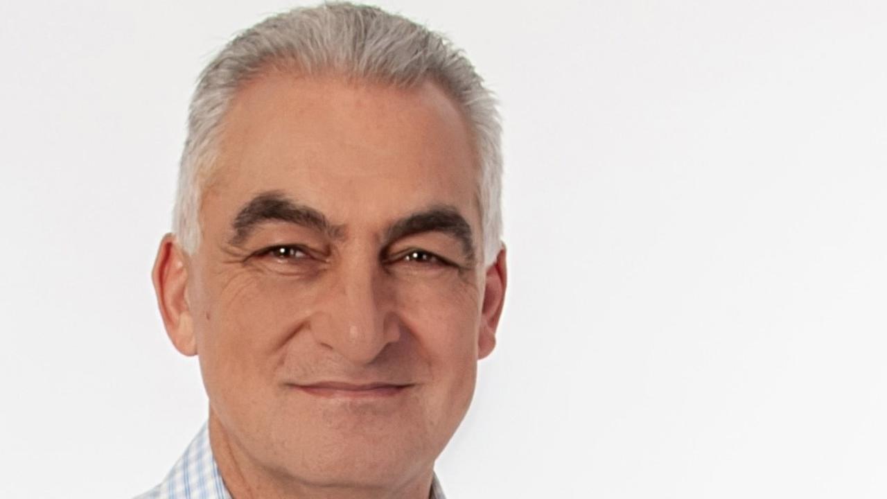 Former Maroochy Shire Mayor and councillor Joe Natoli.