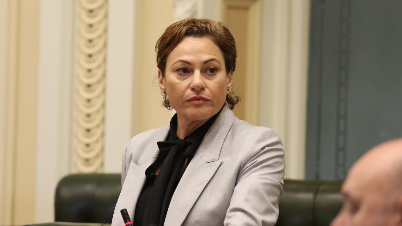 Deputy Premier and Member for South Brisbane Jackie Trad. Picture: Annette Dew