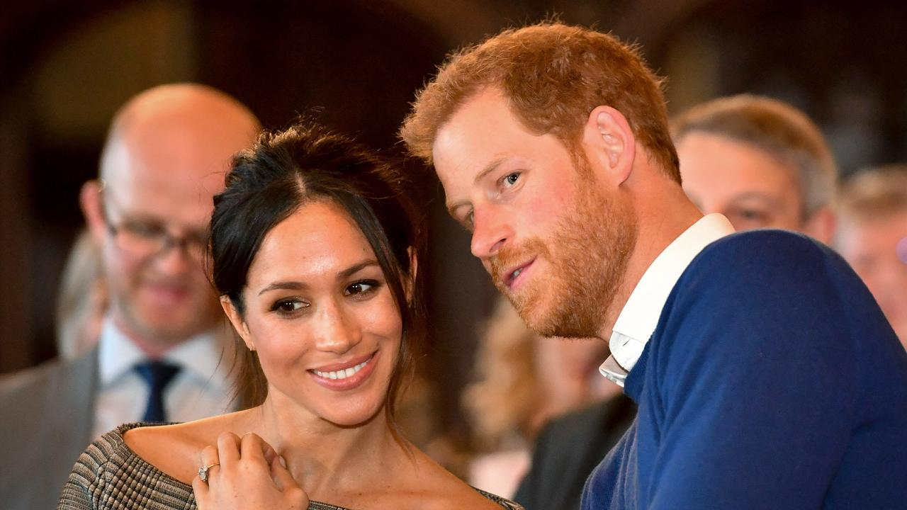 Harry and Meghan have posted their final Instagram message – and one person is not mentioned. Picture: Ben Birchall – WPA Pool / Getty Images