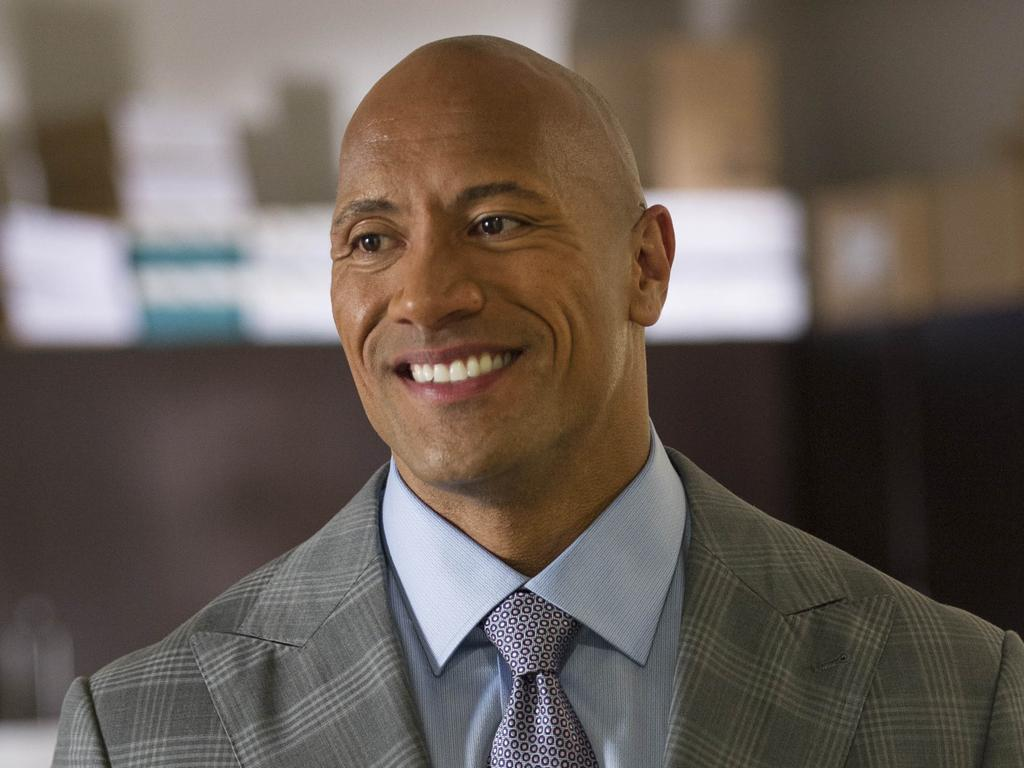 Ballers starring Dwayne Johnson is a win, says Gilchrist