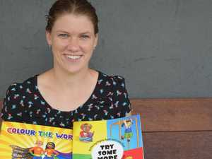Mackay mum publishes motivating children's books