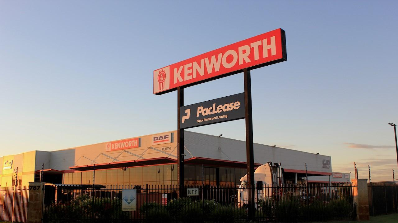 CJD Trucks is busy delivering Kenworth and DAFs to new and existing customers.