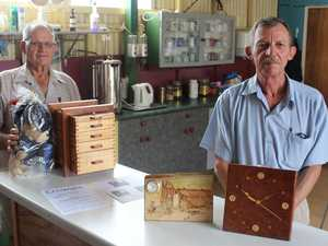 WINNER: Men's shed draws raffle despite postponed event