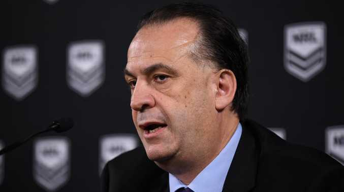 NRL in dogfight to protect players' golden egg