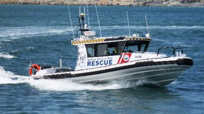 Marine Rescue NSW appeals to boaters to stay home