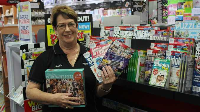 Newsagent goes the extra mile amid virus outbreak