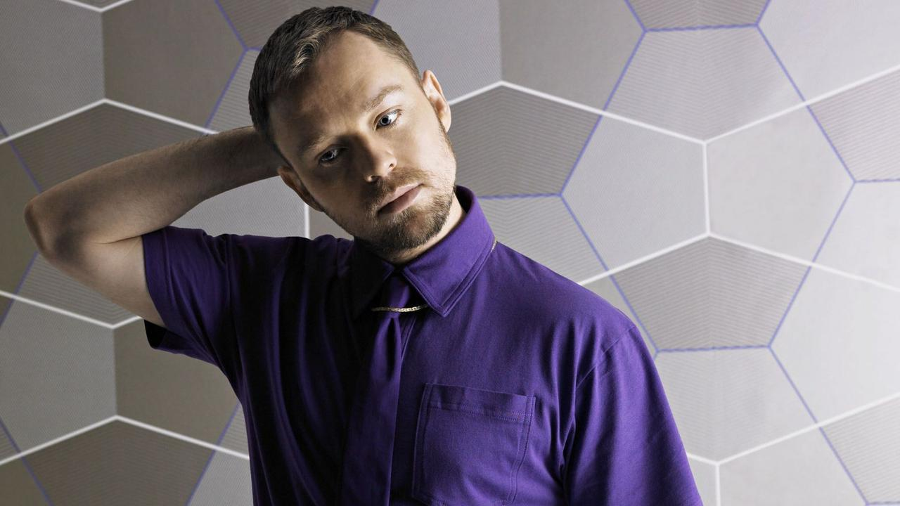 Ex-Savage Garden singer Darren Hayes pictured in 2008