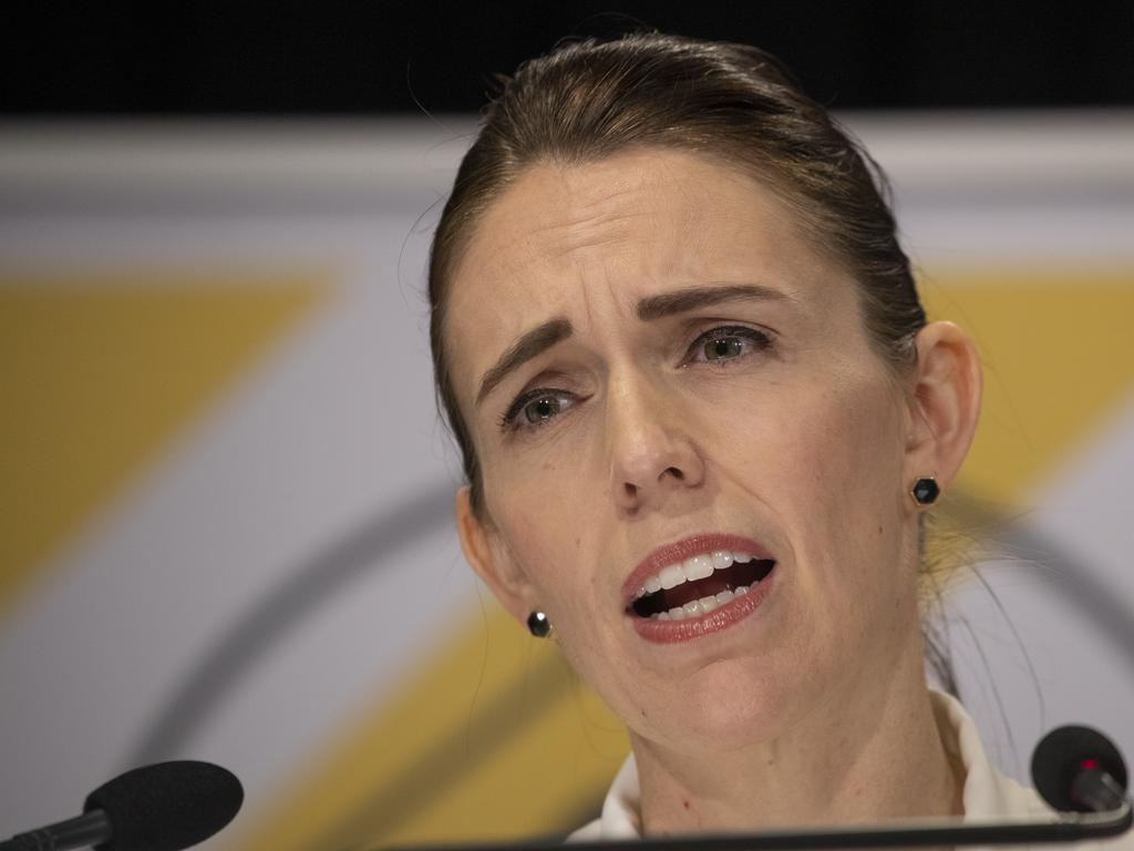 Jacinda Ardern's handling of the coronavirus crisis in New Zealand has impressed Australians.