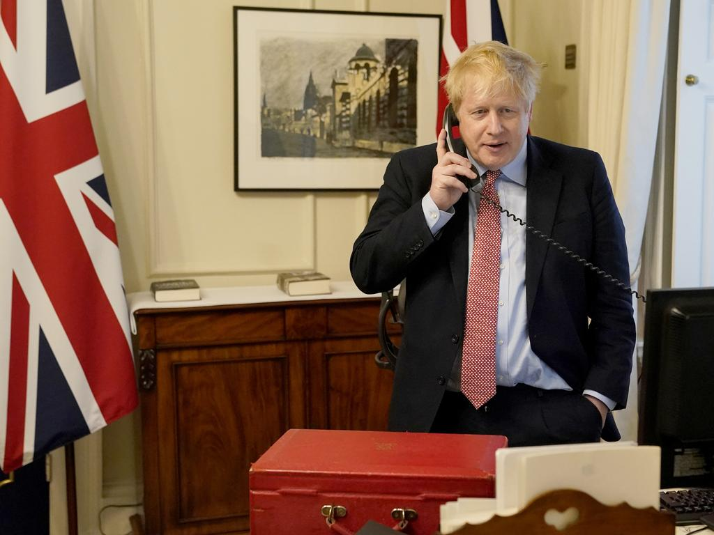 Prime Minister Boris Johnson. Picture: Getty