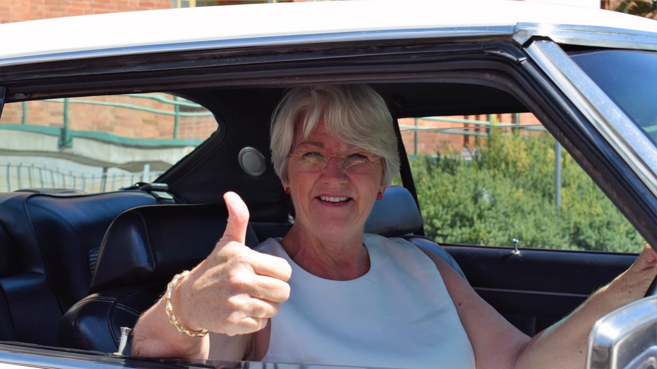 Rockhampton Region Mayor Margaret Strelow is ecstatic to announce Rockynats will still take place next year.