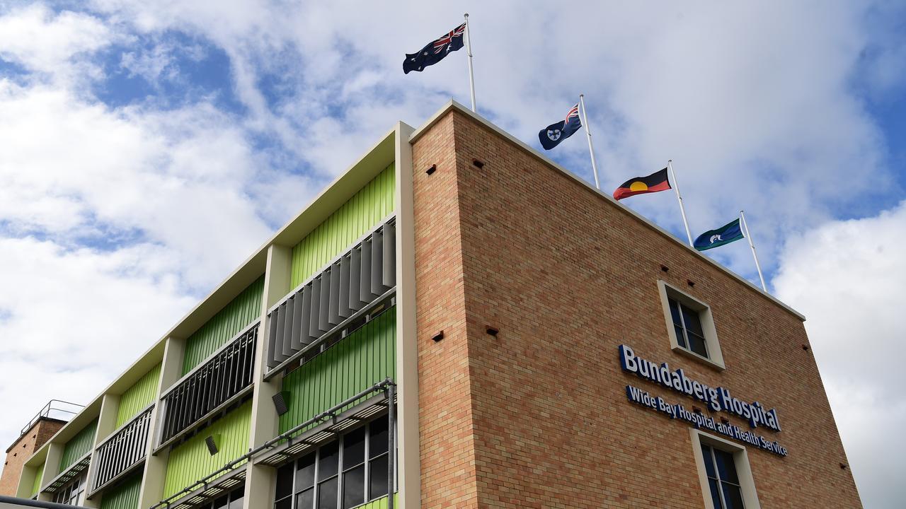 WIDE BAY CASES: Bundaberg Hospital Wide Bay Hospital and Health Service.