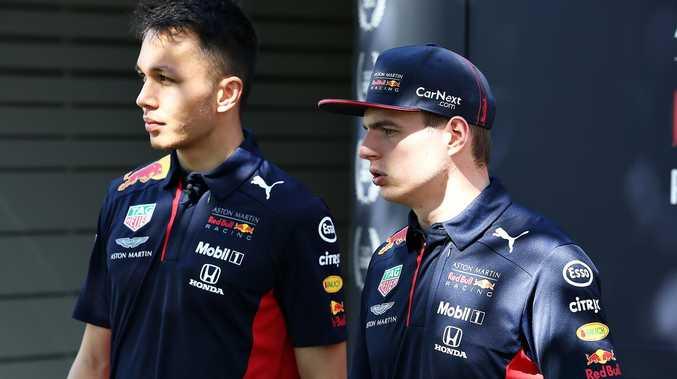 Red Bull's crazy F1 'corona camp' plan