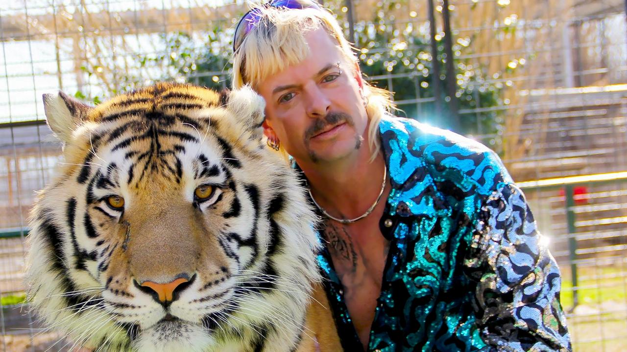 For those who can't get enough of Joe Exotic in Netflix's Tiger King, there's a mini series on the horizon. Picture: Supplied.