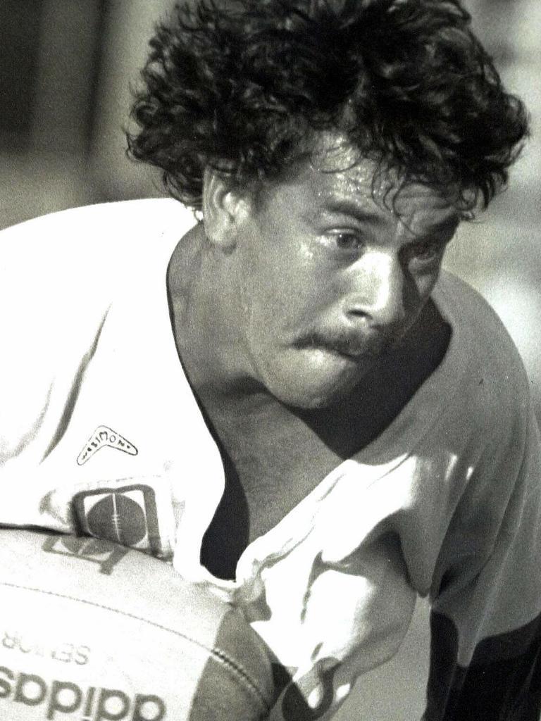 Adrian Deemal in 1988