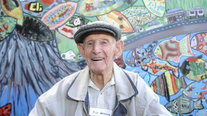 The 'true gentleman' of Iluka dies aged 103