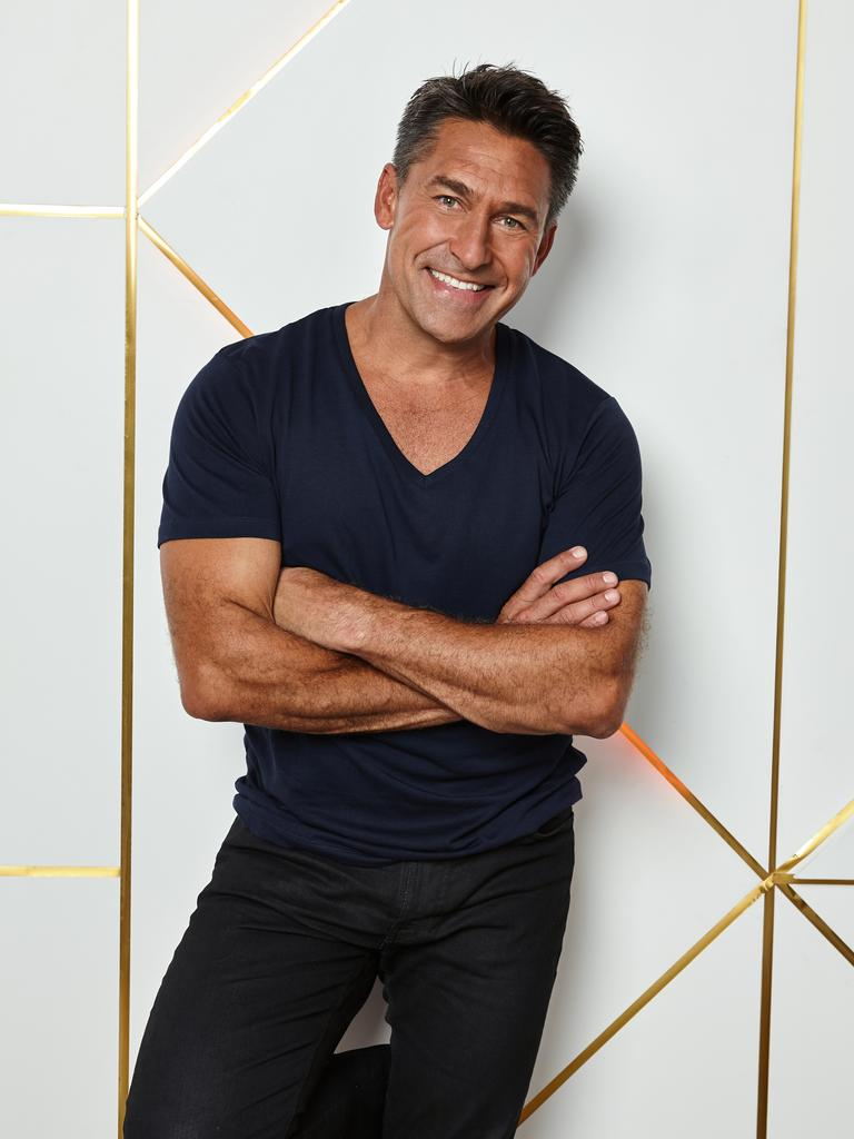 House Rules: High Stakes co-host Jamie Durie.